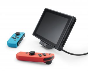 Nintendo Announces New Adjustable Charging Stand for Nintendo Switch