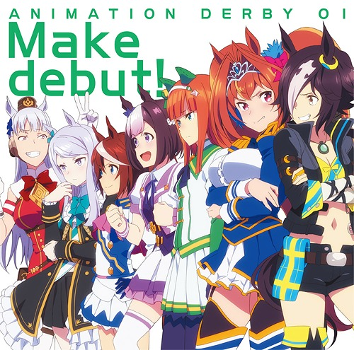 Uma-Musume-Pretty-Derby-Wallpaper Top 10 Anime Made by P.A.WORKS [Updated Best Recommendations]