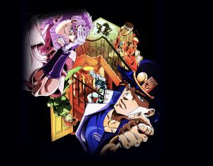 JOJO'S BIZARRE ESCAPE: THE HOTEL Comes To The U.S. From Scrap & VIZ Media