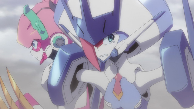 DARLING-in-the-FRANXX-Wallpaper-1 Darling in the FRANXX Review - An Emotional Mecha Done Right