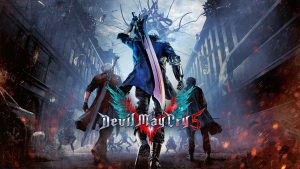 Legendary Over-the-Top Action Series Returns with Devil May Cry 5!