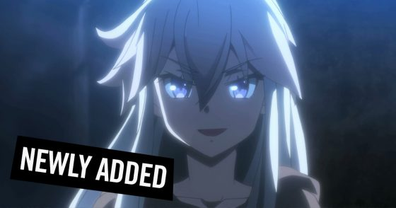 "Grimoire-of-Zero-560x294 HIDIVE Adds Some Magic with the ""Grimoire of Zero"" English Dub"