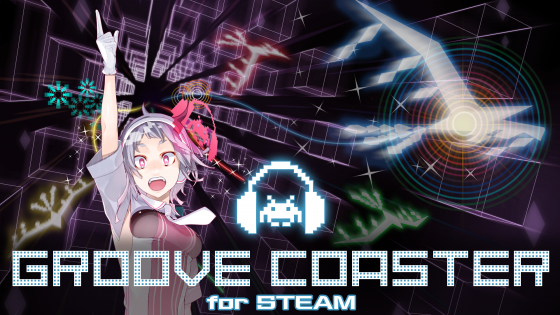 Groove-Coaster-logo-560x315 Get your Groove on, as GROOVE COASTER hits Steam July 17th!