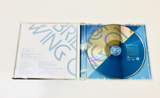 """The-Idolmaster-SHINY-COLORS-cd THE IDOLM@STER SHINY COLORS """"BRILLI@NT WING 01 Spread the Wings!!"""" game single review"""