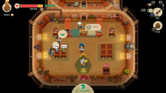ML-1-Moonlighter-capture-560x315 Moonlighter - PlayStation 4 Review