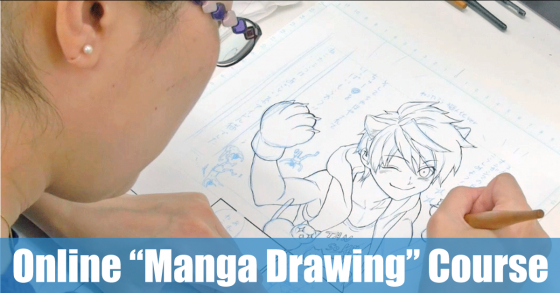 "Manabi-Journey-2-560x293 English version for ""Manga Drawing / Comprehensive Course"" will be Available via MANABI JOURNEY"
