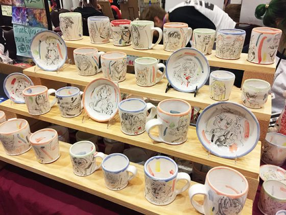 Maryanne-Daymont-pottery-Life-in-the-Artists-Alley-capture-560x420 [Editorial Tuesday] Life in the Artist's Alley