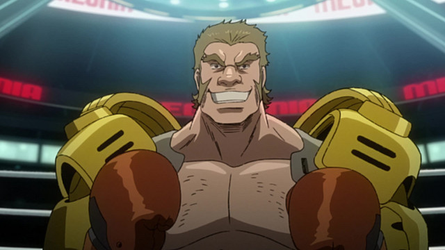 Megalo-Box-crunchyroll-1-1 Real Megalo Boxing: Analyzing Megalo Box with a Real Boxer Round 8