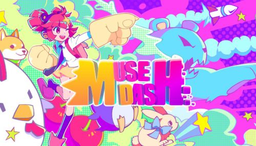 Muse-Dash-logo-500x286 Muse Dash - iOS Review