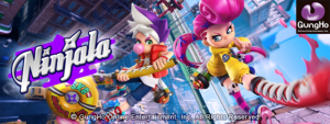 [E3 2018] Ninja Gum Action Ninjala Announced for Spring 2019 Release on the Nintendo Switch