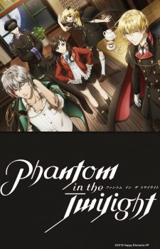 Phantom-in-the-Twilight-225x350 [Reverse Harem Summer 2018] Like Nil Admirari no Tenbin (The Scales of Nil Admirari ~The Mysterious Story of Teito~)? Watch This!