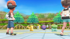 New Trailer for Pokemon Let's Go, Pikachu! / Let's Go, Eevee! Shows off Kanto in a Big Way!
