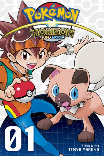 Pokemon-HorizonSunAndMoon-GN01-333x500 New POKÉMON Manga & Anime Home Media Titles Announced By VIZ Media