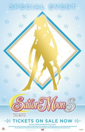 2018-Conventions-SailorMoonS-Tshirt-Teal-560x559 VIZ Media Details Events & Special Guests For Anime Expo 2018