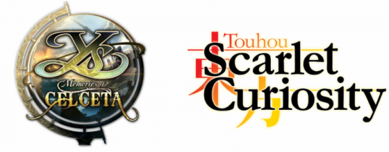 ScarletYs-560x220 XSEED Games are Heating Things up with PC Releases of Ys: Memories of Celceta and Touhou: Scarlet Curiosity!