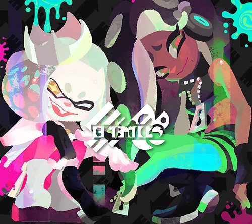 Splatoon2-ORIGINAL-SOUNDTRACK-Octotune- Ranking semanal de música de anime (18 junio 2018)