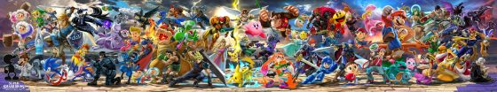 Super-Mario-Bros-Ultimate-presskit-1-560x104 An Ultimate Look at Super Smash Bros. Ultimate Part 2: Competitive Aspects