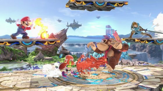 Switch_SuperSmashBrosUltimate_logo_01-560x301 Nintendo arrasa en E3 con los detalles más recientes de Super Smash Bros. Ultimate