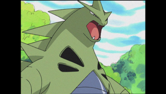 Tyranitar-pokemon Top 10 2nd Gen Pokemon