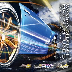 WANGAN MIDNIGHT, The Popular Arcade Racing Game, Announces Original Sound Track Now on Sale!