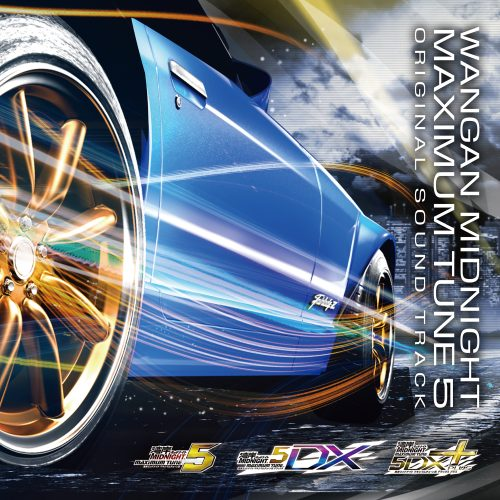Wangan-Midnight-1-500x500 WANGAN MIDNIGHT, The Popular Arcade Racing Game, Announces Original Sound Track Now on Sale!