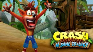 CRASH BANDICOOT N. SANE TRILOGY AVAILABLE NOW ON XBOX ONE, NINTENDO SWITCH AND STEAM (PC)!