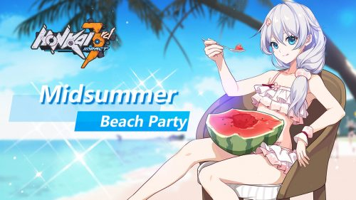 Honkai Impact 3rd - Changing It Up For the Summer