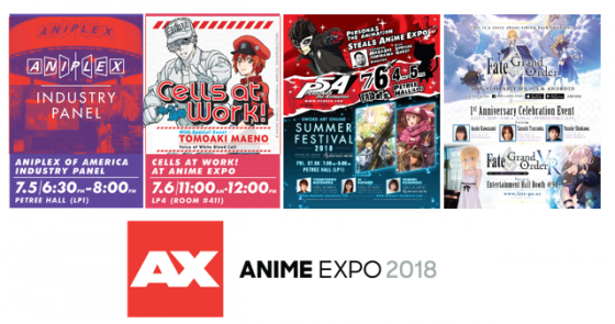 image003-560x295 Aniplex of America Announces Events and Special Guests for Anime Expo 2018