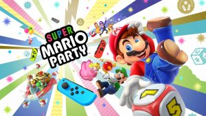 [E3 2018] Super Mario Party Hits the Nintendo Switch October 5th, 2018! PARTY TIME!