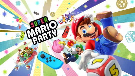 super_mario_party_switch_reveal_art-560x315 Super Mario Party llega para el Nintendo Switch. ¡Que comience la fiesta!