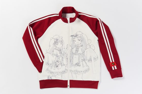 urahara-jacket_pj_first_en-560x315 URAHARA x Sumire Uesaka Collaboration Track Jacket Available for Pre-Order + More!