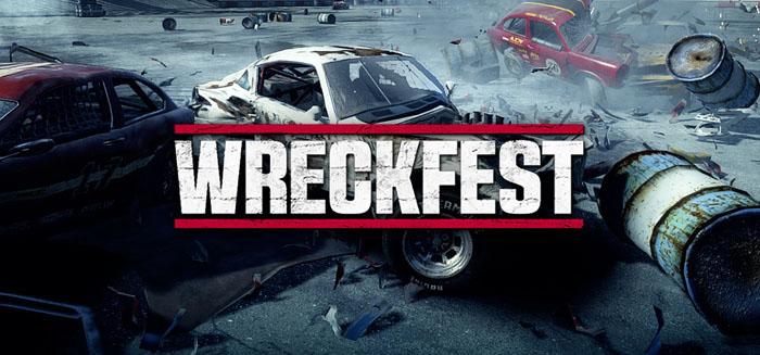 wreckfest-logo Wreckfest - Steam/PC Review