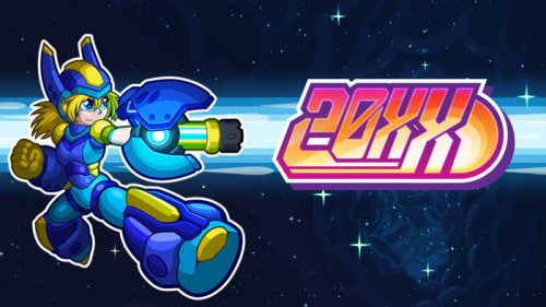 20XX-logo-500x281 20XX - PlayStation 4 Review