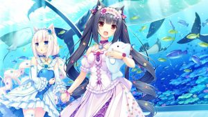Popular Visual Novel Nekopara Announces TV Anime