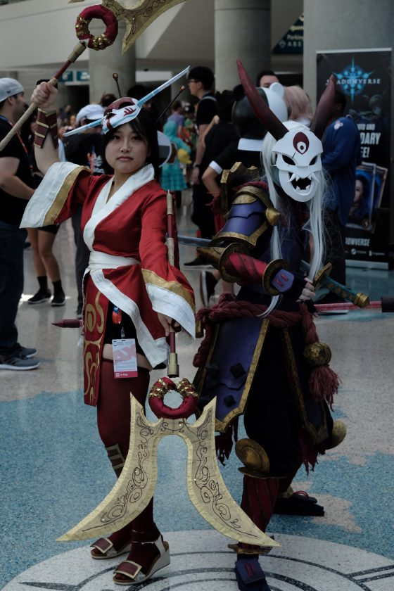 AX18costume--560x373 ANIME EXPO 2018 CONTINUES TO THRILL FANS AS THEY CELEBRATE JAPANESE POP CULTURE