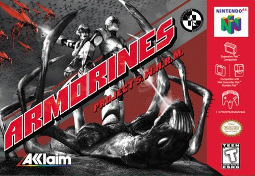Armorines-Project-S.W.A.R.M.-game-500x345 Top 10 FPS Games on N64 [Best Recommendations]