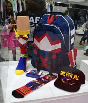 Anime Pls at Anime Expo 2018 - A New Anime Apparel Brand by Otaku for Otaku