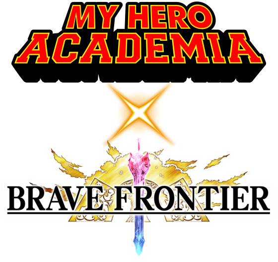 "Brave-Frontier-MHA-Vertical-Logo-560x527 Fight Evil During the Brave Frontier Collaboration with ""My Hero Academia"""