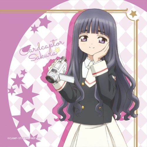 Cardcaptor-Sakura-Tomoyo-Daidouji-Wallpaper-1-500x500 Top 10 Cutest Cardcaptor Sakura Clear Card-hen (Cardcaptor Sakura: Clear Card) Characters