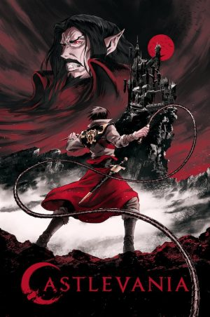 VIZ Media Acquires CASTLEVANIA Series & Other Titles Announced At Comic-Con
