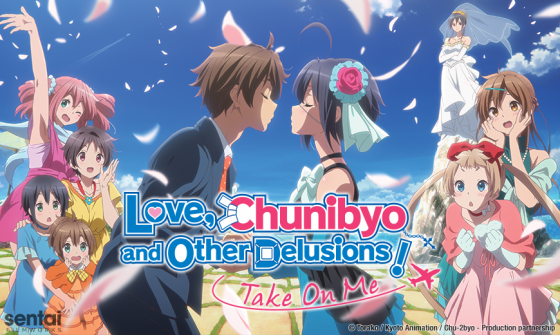 "Chuunibyou-demo-Koi-ga-Shitai-Sentai-News-Love-chunibyo-and-Other-Delusions-560x335 It's Lights, Camera, Action for ""Love, Chunibyo & Other Delusions - Take on Me"" Making its USA Debut at the Los Angeles Anime Film Festival"