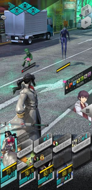 Shin Megami Tensei Liberation Dx2 - Android Review