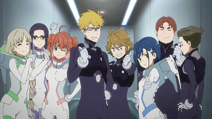 Darling-in-the-FranXX-crunchyroll-Wallpaper Top 10 Darling in the FRANXX Characters that Matured the Most [Best List]