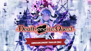 Death-end-reQuest-logo Death end re;Quest - Battle System (Pt. 2) - Advanced Battle Tactics Trailer + Install Genre Screenshot Batch!