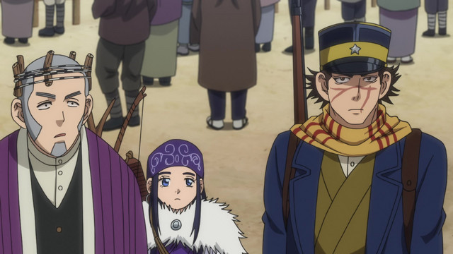 Golden-Kamuy-crunchyroll-Wallpaper-1 Top 3 Hilarious Golden Kamuy Characters