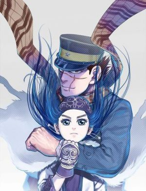 Golden-Kamuy-300x450 6 Anime Like Golden Kamuy [Recommendations]