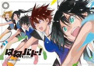 Hanebado-300x450 Hane Bado! (Hanebad!) Confirms 1 Cour Run with Reveal of EP Count!