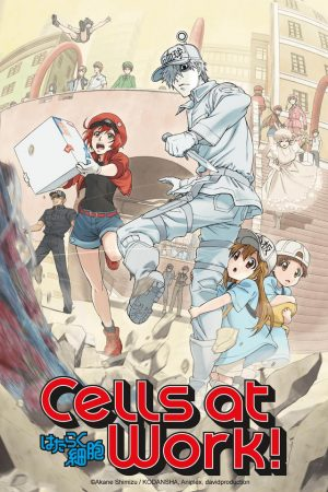 Hataraku-Saibou-Cells-at-Work-300x450 Educational Anime Is Here to Save the Day!