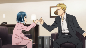 Hinamatsuri-Hina-crunchyroll [Honey's Crush Wednesday] Hina From Hinamatsuri
