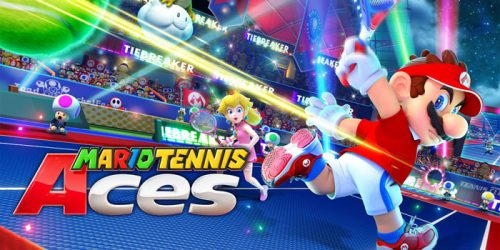Mario-Tennis-Aces-Logo-500x250 Mario Tennis Aces - Nintendo Switch Review